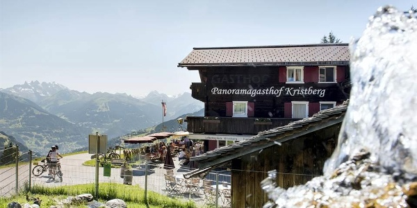 Panoramagasthof Kristberg im Silbertal