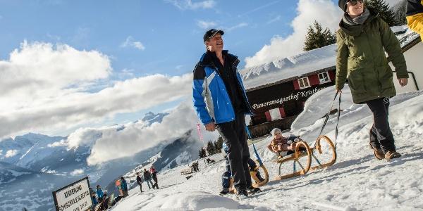 Wintertraum am Kristberg