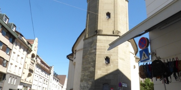 "Seekapelle mit ""Street-Piercing"""