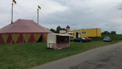 Zirkus in Oberberken