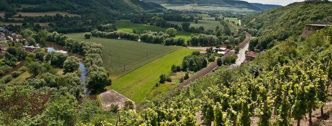 Tourismusregion Saaleland