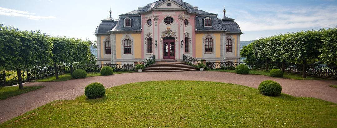 Tourismusregion Saaleland - Rokokoschloss