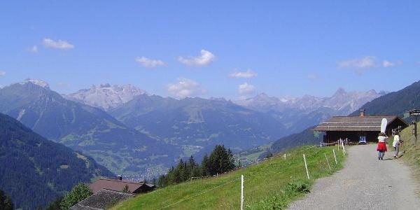Ausblick vom Kristberg