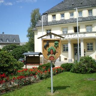 Großolbersdorf am Rathaus