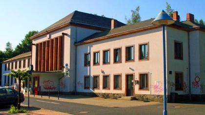 Bahnhof Flöha