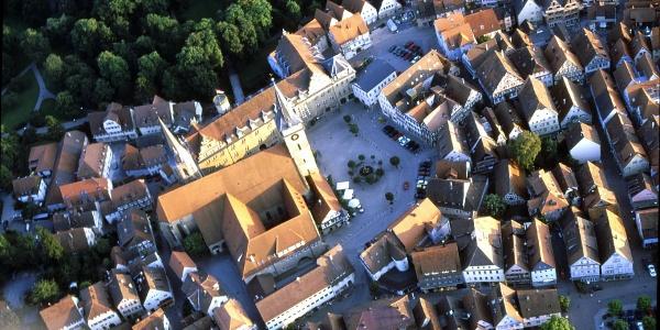 Marktplatz Öhringen