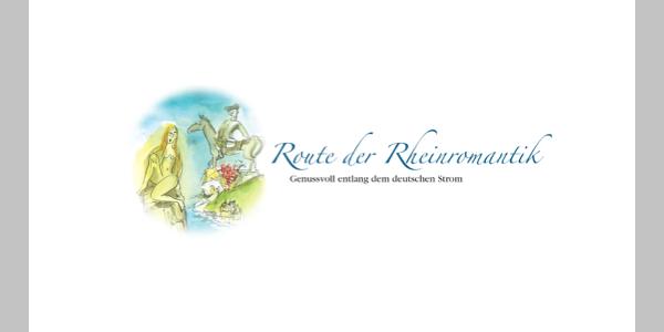 Logo Route der Rheinromantik
