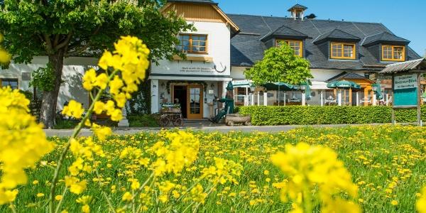 Berggasthof Heiterer Blick bei Markneukirchen