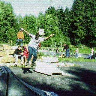 Sport- und Spielplatz