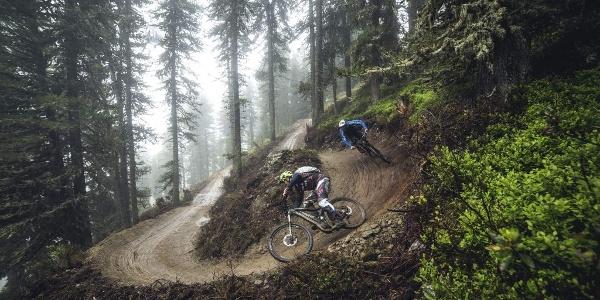 Teäre Line - Bike Republic Sölden