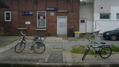Bahnhof Sylbach, ein