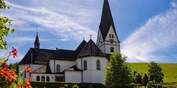 St. Lambertus Kirche in Kirchrarbach