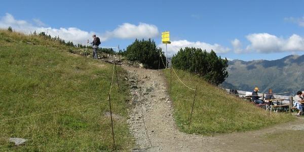 Panoramaweg am Elfer