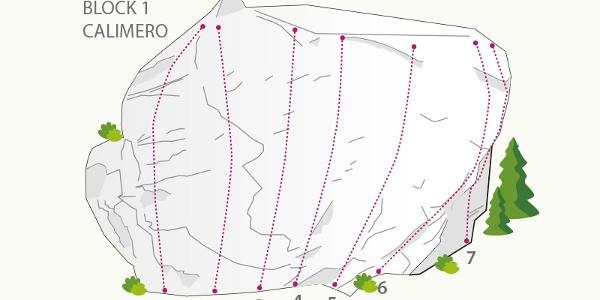 Klettergarten Niederthai