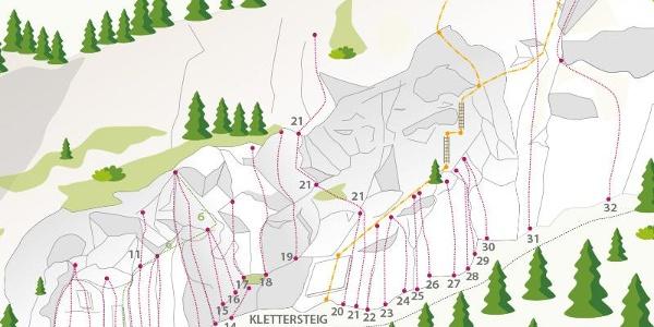 Klettergarten Moosalm