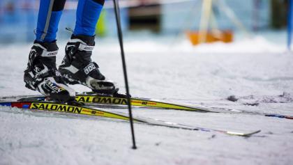 Cross-Country Skiing Sölden- winter