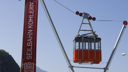 Cable car Colle