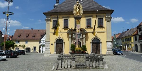 In Eibelstadt