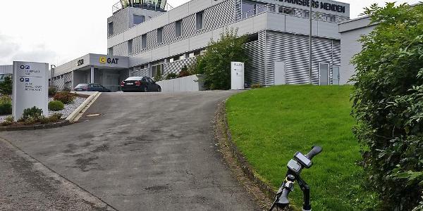 Flugplatz Arnsberg-Menden