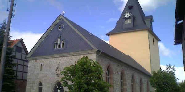 Kirche in Schernberg