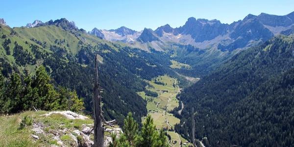 Trekking del Baffaure.