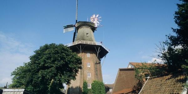 Mühle in Aurich