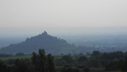 Blick auf Saint Romain-le-Puy