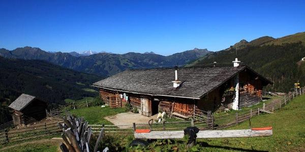 Weißalm, 1.724 m