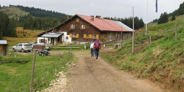 Alpe Glutschwanden