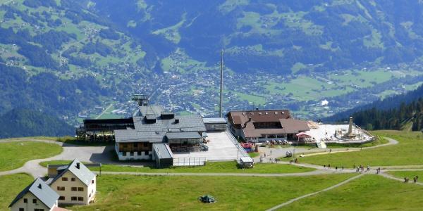 Bergstation Golmerbahn