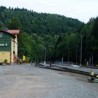 Bahnhof Eisfelder Talmühle