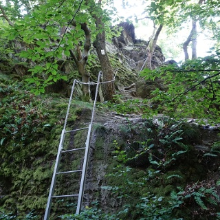 Klettersteig Obernhof