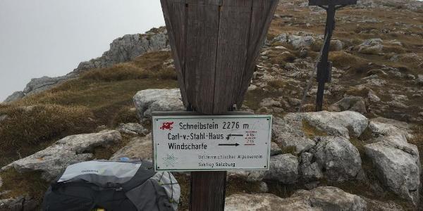 am Schneibstein