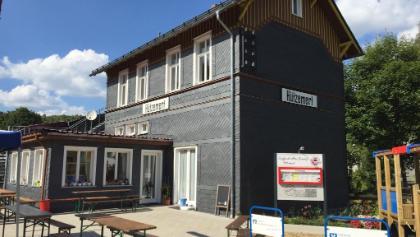 Treffpunkt Alter Bahnhof, Hützemert