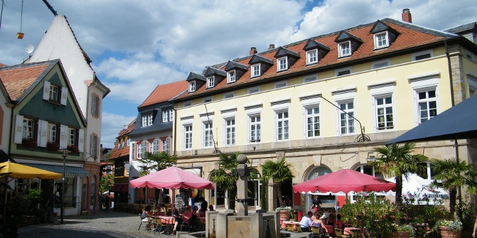 Bad Durkheimer Stadtrundgang Stadtrundgang Die Schonsten Touren