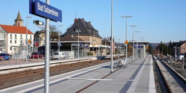 Bahnhof Bad Sobernheim