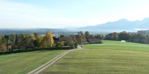 Genussradtour Panoramaweg