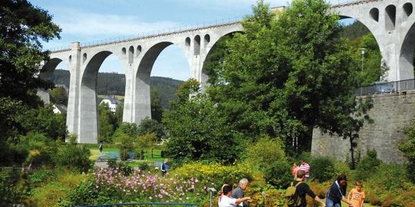 Abenteuergolf am Viadukt in Willingen