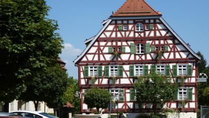 Bad Überkingen, Altes Parrhaus