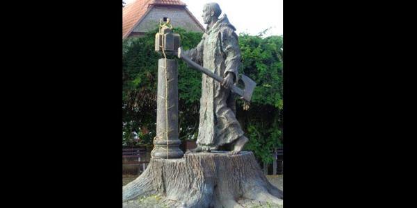 Bonifatius in Fritzlar