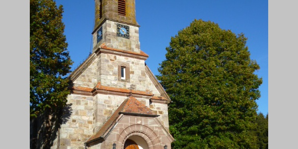 St.-Anna-Kapelle in Unterbränd