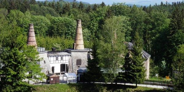 Techn. Denkmal Kalkwerk Lengefeld