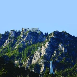 Bergstation Predigtstuhlbahn Bad Reichenhall