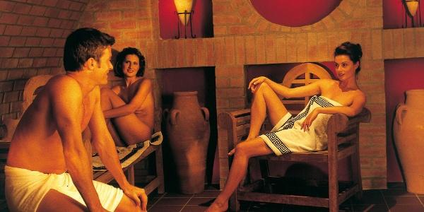 Römer-Sauna