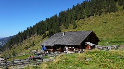 Hühnerkaralm, 1.700 m