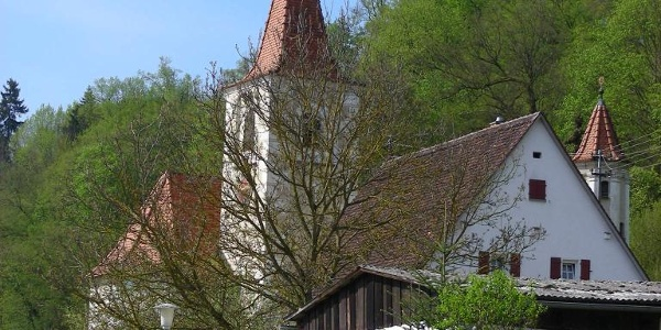 Kirche in Lontal.