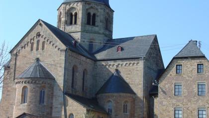 ehemalige Klosterkirche in Sponheim