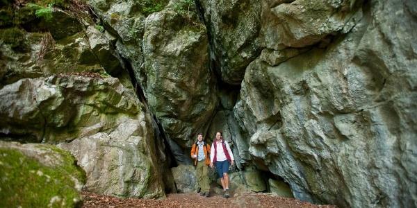 Steinkammern bei Breitscheid