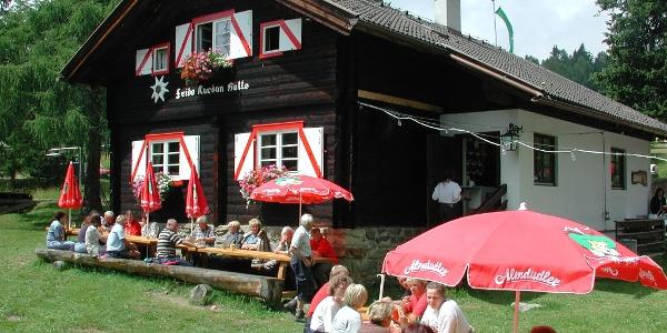 Frido-Kordon-Hütte Sonnalm Stubeck bei Gmünd