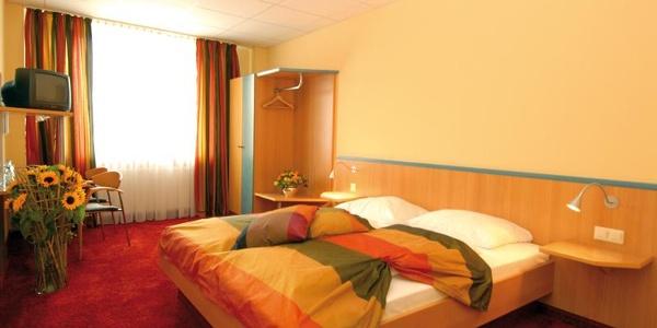 Doppelzimmer im Hotel Brackweder Hof